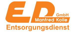 Logo Entsorgungsdienst Kolle GmbH, Jena