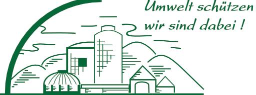 Slogan, Umwelt schützen wir sind dabei - ED Kolle GmbH in Jena