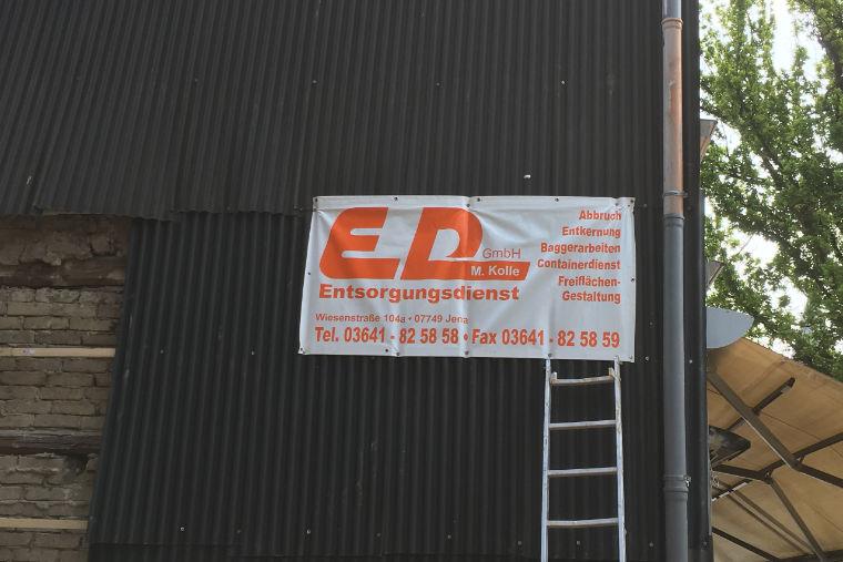 Firmenbanner - Entsorgungsdienst ED Kolle GmbH